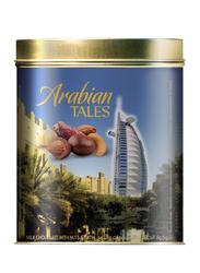 Arabian Tales Burj Al Arab Milk Chocolate with Nuts, 200g