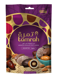 Tamrah Assorted Chocolate Covered Date with Almond, 600g