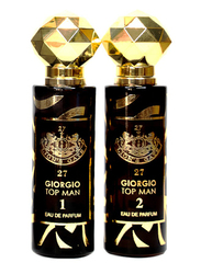 Giorgio 2-Piece Top Perfume Set for Men, 2 x 30ml EDP