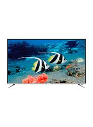 Nobel 65-Inch 4K UHD LED Flat Smart TV, UHD65LEDS2, Black
