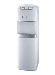 Nobel Top & Bottom Load Hot & Cold Water Dispenser, with Child Lock, NWD7000BL, White