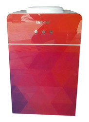 Nobel Top Load Hot & Cold Water Dispenser, 16-20 L, NWD555, Red/White