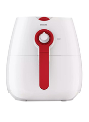Philips Daily Collection Air Fryer, 1425W, HD9217, Red/White