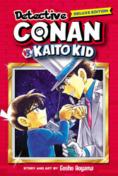 Detective Conan Vs Kaito Kid Deluxe Edition, Paperback Book, By: Gosho Aoyama