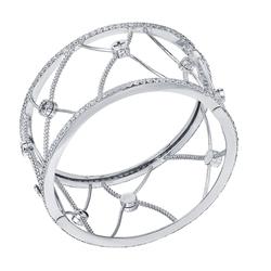 Wazna Jewellery Strength Of Spirit 18K Yellow Gold Bracelet with Diamond Stone