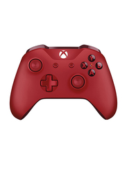Microsoft Wireless Controller for Microsoft Xbox One/One S, Red