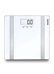 Leifheit Soehnle Exacta Deluxe Digital Scale, S63317, White