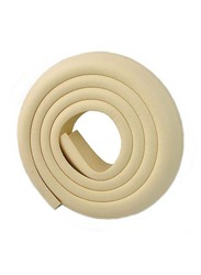 Home Pro Ad+ Baby Safety Bumber Guard Protector, Beige