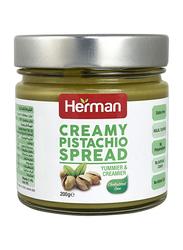 Herman Creamy Pistachio Spread, 200g