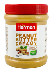 Herman Peanut Butter Creamy Spread, 340g