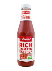Herman Rich Tomato Ketchup, 340g