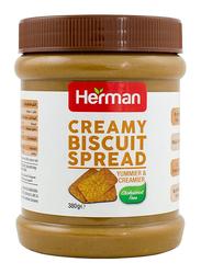 Herman Creamy Biscuit Spread, 380g