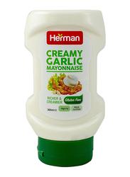 Herman Creamy Garlic Mayonnaise, 300ml