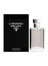 Prada L'Homme Milano 100ml EDT for Men