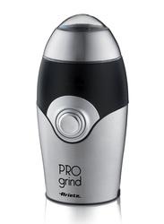 Ariete Pro Coffee Grinder, 150W, 3016, Silver