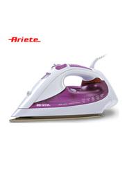 Ariete Steam Iron, 2400W, 6216, Pink