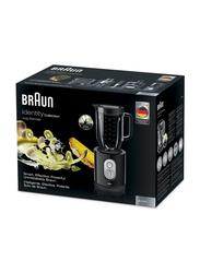 Braun Identity Collection Jug Blender, 1000W, JB 5160, Black