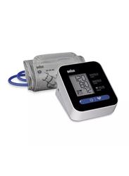 Braun Exactfit 1 Blood Pressure Monitor Upper Arm, BUA5000EUV1, White
