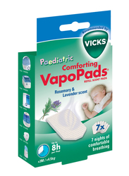 Vicks Comforting VapoPads Rosemary & Lavender Vaporiser, VBR7EV1