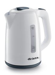 Ariete Bollitore 1.7L Electric Cordless Kettle, 1850-2200W, 2875, White