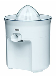 Braun Tribute Collection Citrus Juicer, 60W, CJ 3050, White