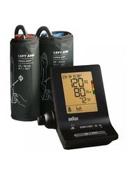 Braun Exactfit 5 Blood Pressure Monitor Upper Arm, BP6200, Black