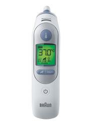 Braun ThermoScan 7 with Age Precision, IRT6520, White