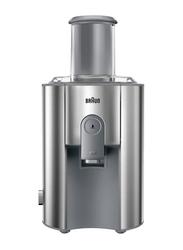 Braun Multiquick 7 Juicer, 1000W, J 700, Silver