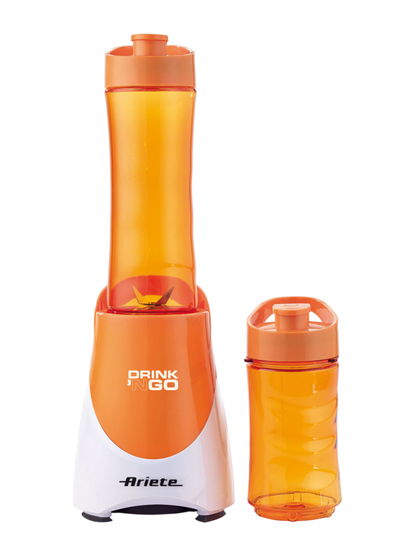 Ariete Drink N Go Blender, 300W, 56302, Orange