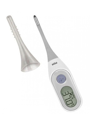 Braun Digital Age Precision Stick Thermometer, PRT2000, White