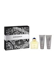 Boucheron 3-Piece Jaipur Gift Set for Men, 100ml EDP, 100ml Shower Gel, 100ml After Shave Balm