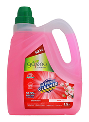 Galeno Rose Disinfectant All Purpose Cleaner, 1.5 Liters