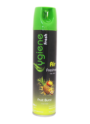 Hygiene Fruit Burst Room Freshener Spray, 300ml