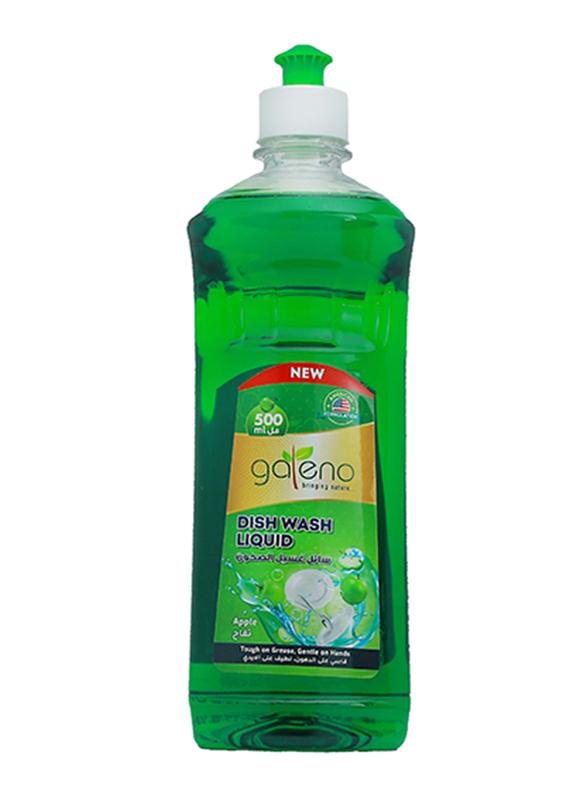 Galeno Apple Dishwashing Liquid, 500ml
