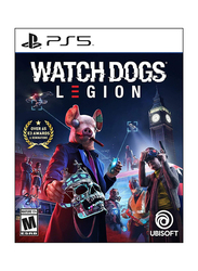 Watch Dogs: Legion Video Game for PlayStation 5 (PS5) by Ubisoft