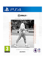 FIFA 21 Ultimate Edition Video Game for PlayStation 4 (PS4) by EA Sports