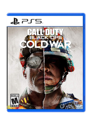Call of Duty Black Ops: Cold War Video Game for PlayStation 5 (PS5) by Activision