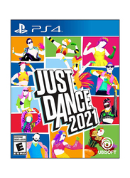 Just Dance 2021 Video Game for PlayStation 4 (PS4) by Ubisoft