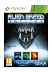 Alien Breed Trilogy Video Game for Xbox 360 by Mastertronic