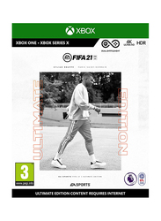 FIFA 21 Ultimate Edition Video Game for Xbox One by EA Sports