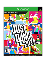 Just Dance 2021 Video Game for Xbox One by Ubisoft