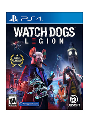 Watch Dogs: Legion Video Game for PlayStation 4 (PS4) by Ubisoft
