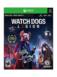 Watch Dogs: Legion Video Game for Xbox One by Ubisoft