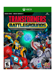 Transformers: Battlegrounds Video Game for Xbox One by Outright Games