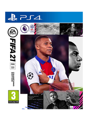 FIFA 21 Champions Edition Video Game for PlayStation 4 (PS4) by EA Sports