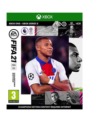 FIFA 21 Champions Edition Video Game for Xbox One by EA Sports