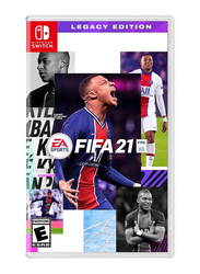 FIFA 21 Legacy Edition Video Game for Nintendo Switch by EA Sports