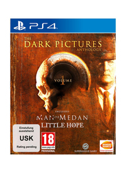 The Dark Pictures Anthology: Volume 1 Limited Edition Video Game for PlayStation 4 (PS4) by Bandai Namco Entertainment