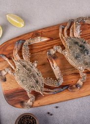 Crab Fresh UAE, 1KG, Approx 5 Pieces (Cleaned & Cut)