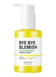 Some By Mi Bye Bye Blemish Vitatox Brightening Bubble Cleanser, 120gm